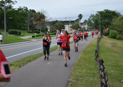 Red Tent 5K 2018
